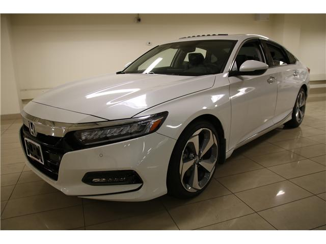 2018 Honda Accord Touring (Stk: A18857) in Toronto - Image 1 of 26