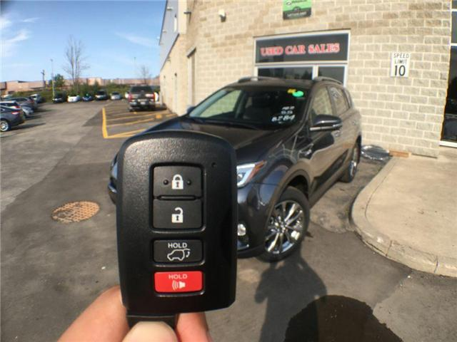 2018 Toyota RAV4 HYBRID LIMITED (Stk: 42027) in Brampton - Image 2 of 27