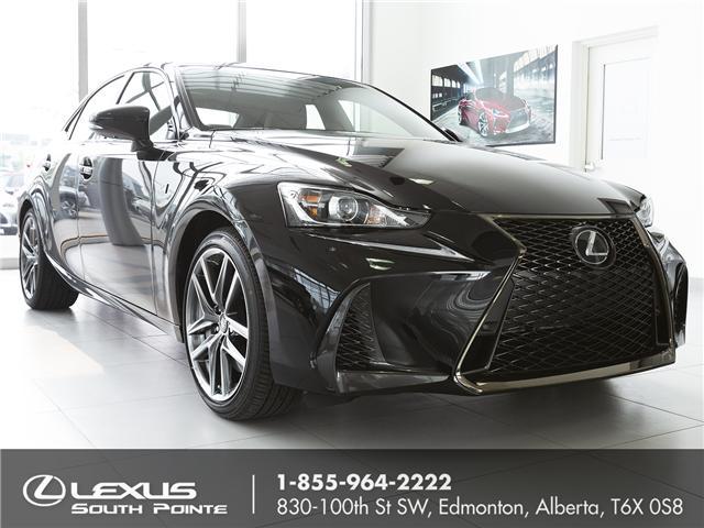 2018 Lexus IS 350 Base (Stk: L800572) in Edmonton - Image 1 of 19