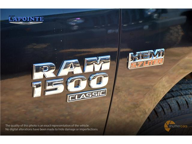 2019 RAM 1500 Classic SLT (Stk: 19016) in Pembroke - Image 8 of 20