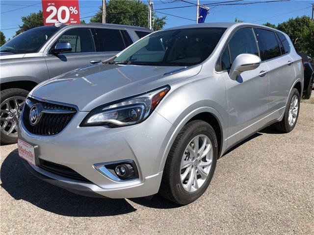 2019 Buick Envision Preferred (Stk: 005070) in Markham - Image 1 of 5