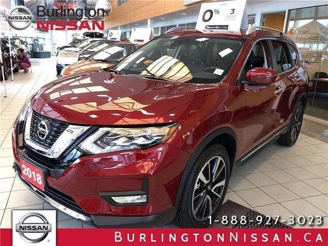 2018 Nissan Rogue SL (Stk: X2153) in Burlington - Image 1 of 5