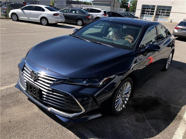 2019 Toyota Avalon Limited (Stk: 195006) in Burlington - Image 1 of 5