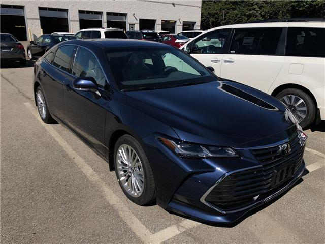 2019 Toyota Avalon Limited (Stk: 195006) in Burlington - Image 2 of 5