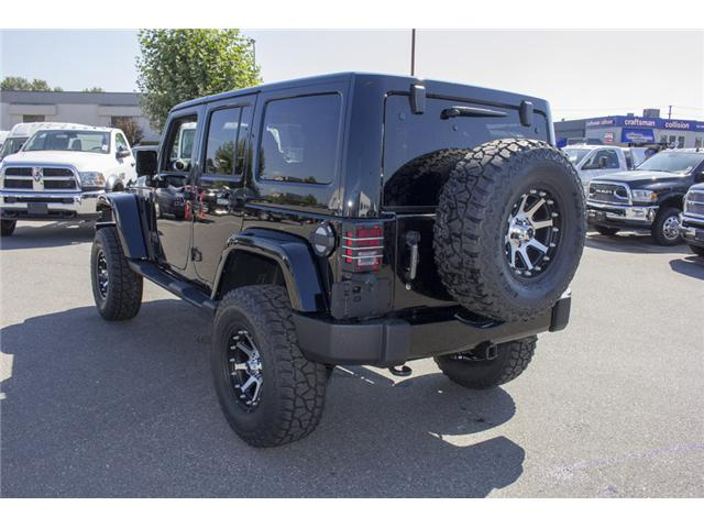 2017 Jeep Wrangler Unlimited Sahara (Stk: H728965) in Surrey - Image 5 of 26