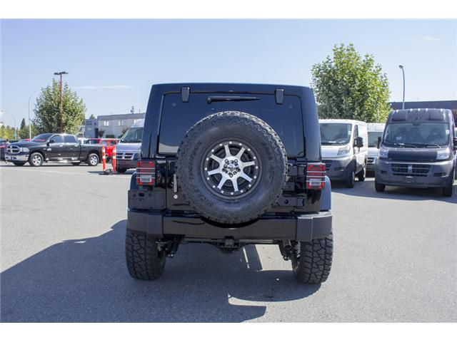 2017 Jeep Wrangler Unlimited Sahara (Stk: H728965) in Surrey - Image 6 of 26
