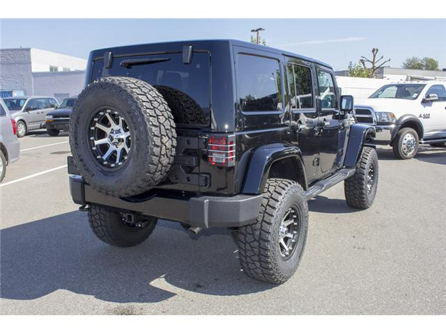2017 Jeep Wrangler Unlimited Sahara (Stk: H728965) in Surrey - Image 7 of 26