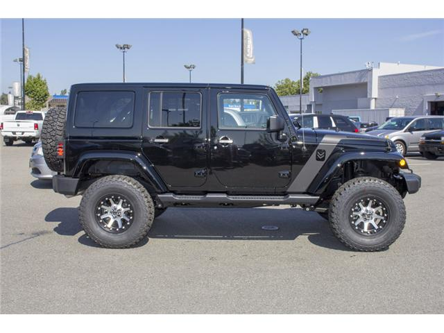 2017 Jeep Wrangler Unlimited Sahara (Stk: H728965) in Surrey - Image 8 of 26