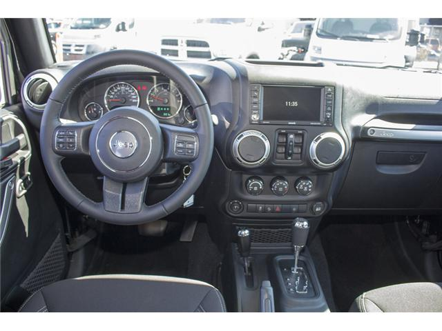 2017 Jeep Wrangler Unlimited Sahara (Stk: H728965) in Surrey - Image 14 of 26