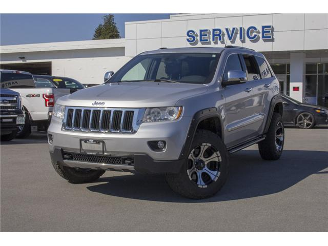 2011 Jeep Grand Cherokee Limited (Stk: 8F17987A) in Surrey - Image 3 of 21