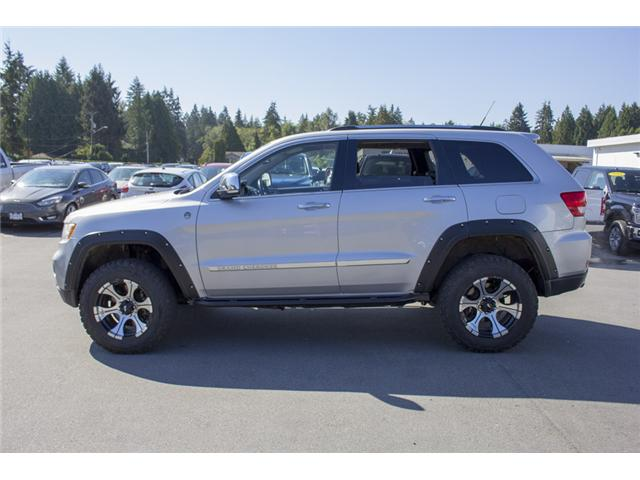 2011 Jeep Grand Cherokee Limited (Stk: 8F17987A) in Surrey - Image 4 of 21