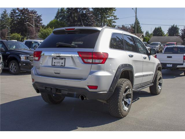 2011 Jeep Grand Cherokee Limited (Stk: 8F17987A) in Surrey - Image 7 of 21