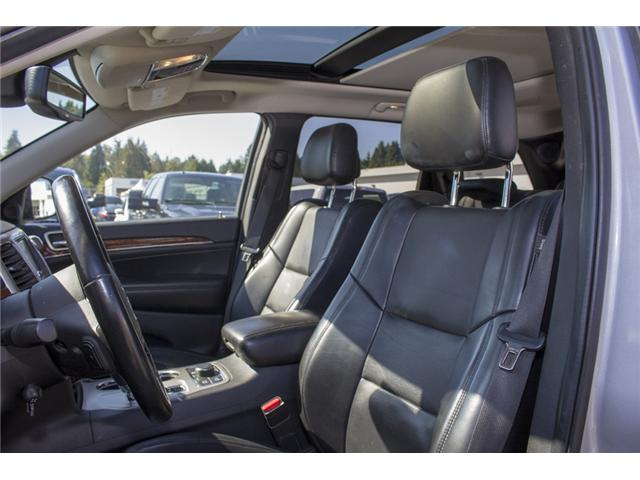 2011 Jeep Grand Cherokee Limited (Stk: 8F17987A) in Surrey - Image 10 of 21