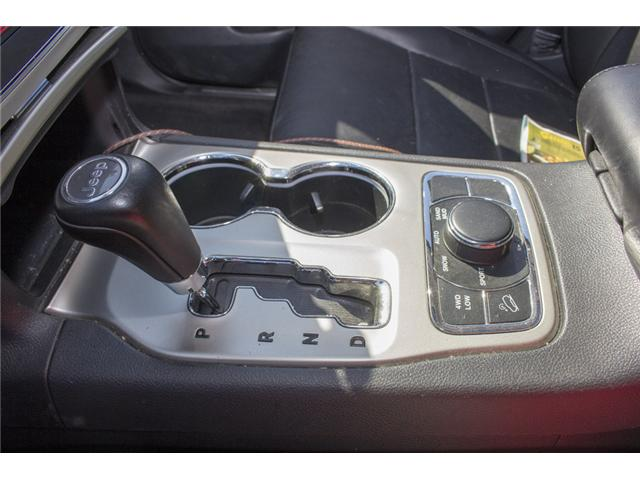 2011 Jeep Grand Cherokee Limited (Stk: 8F17987A) in Surrey - Image 18 of 21