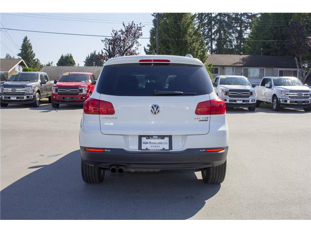 2016 Volkswagen Tiguan Special Edition (Stk: P8535A) in Surrey - Image 6 of 27