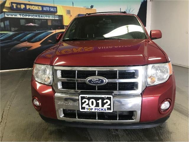 2012 Ford Escape Limited (Stk: 95567) in NORTH BAY - Image 2 of 16