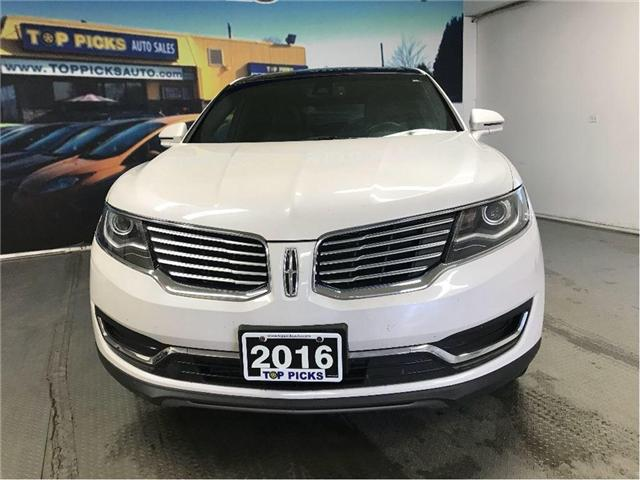 2016 Lincoln MKX Reserve (Stk: 31430) in NORTH BAY - Image 2 of 18