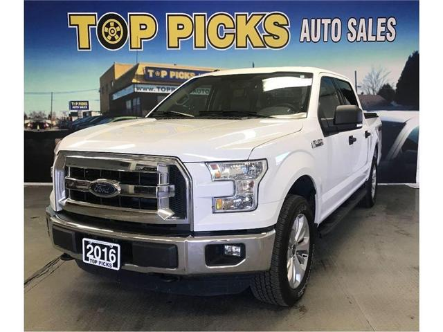2016 Ford F-150 XLT (Stk: 03996) in NORTH BAY - Image 1 of 18