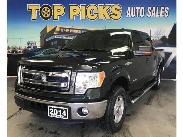 2014 Ford F-150 XLT (Stk: 98773) in NORTH BAY - Image 1 of 17