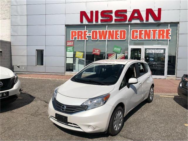 2014 Nissan Versa Note 1.6 SV, BLUETOOTH, POWER GRP, KEYLESS (Stk: M9415A) in Scarborough - Image 1 of 16