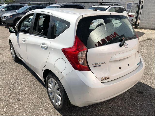 2014 Nissan Versa Note 1.6 SV, BLUETOOTH, POWER GRP, KEYLESS (Stk: M9415A) in Scarborough - Image 3 of 16