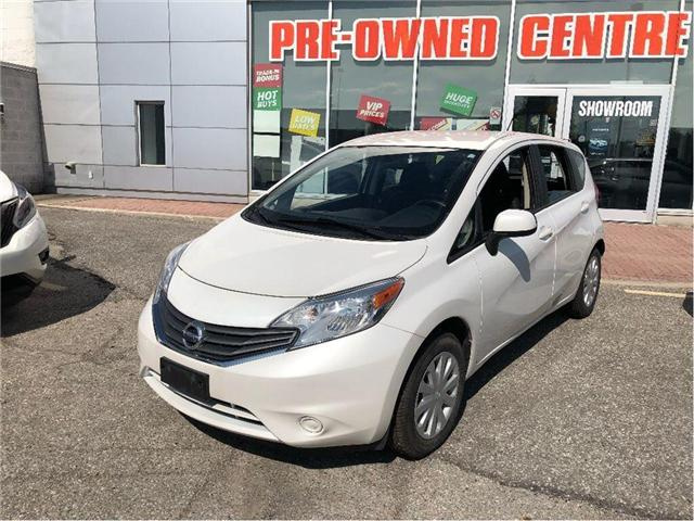 2014 Nissan Versa Note 1.6 SV, BLUETOOTH, POWER GRP, KEYLESS (Stk: M9415A) in Scarborough - Image 9 of 16