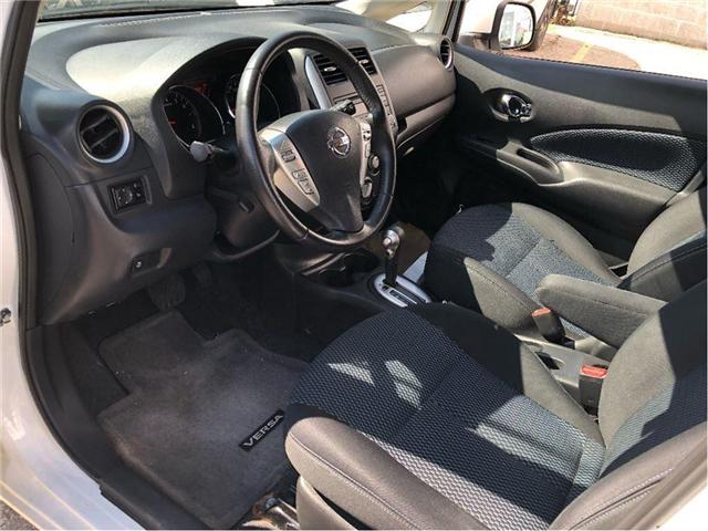 2014 Nissan Versa Note 1.6 SV, BLUETOOTH, POWER GRP, KEYLESS (Stk: M9415A) in Scarborough - Image 10 of 16