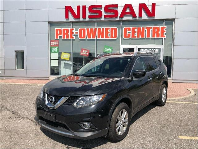 2016 Nissan Rogue SV, back-up camera, heated seats, bluetooth (Stk: M8871A) in Scarborough - Image 1 of 19