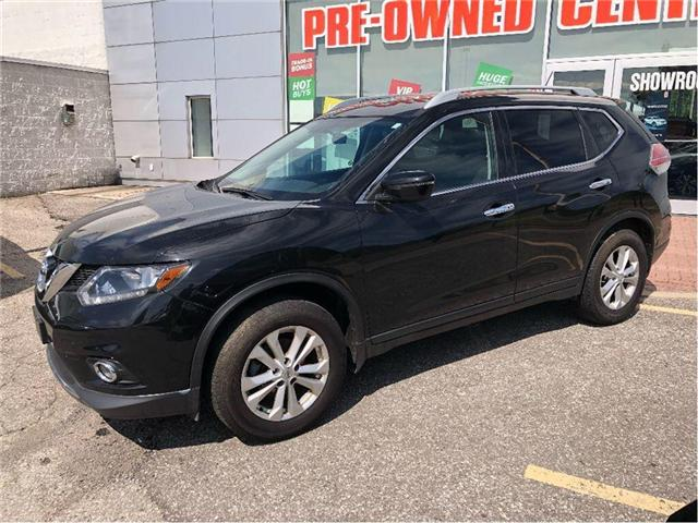 2016 Nissan Rogue SV, back-up camera, heated seats, bluetooth (Stk: M8871A) in Scarborough - Image 2 of 19