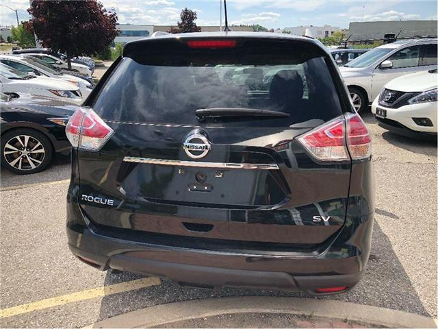 2016 Nissan Rogue SV, back-up camera, heated seats, bluetooth (Stk: M8871A) in Scarborough - Image 4 of 19