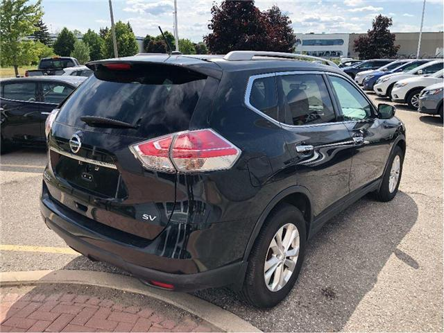 2016 Nissan Rogue SV, back-up camera, heated seats, bluetooth (Stk: M8871A) in Scarborough - Image 5 of 19
