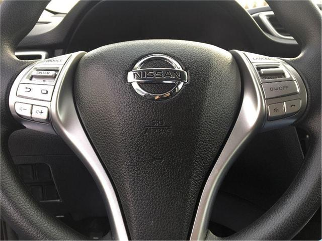 2016 Nissan Rogue SV, back-up camera, heated seats, bluetooth (Stk: M8871A) in Scarborough - Image 10 of 19