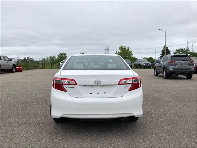 2013 Toyota Camry LE (A6)****BACKUP CAMERA**** (Stk: U2966) in Scarborough - Image 4 of 24