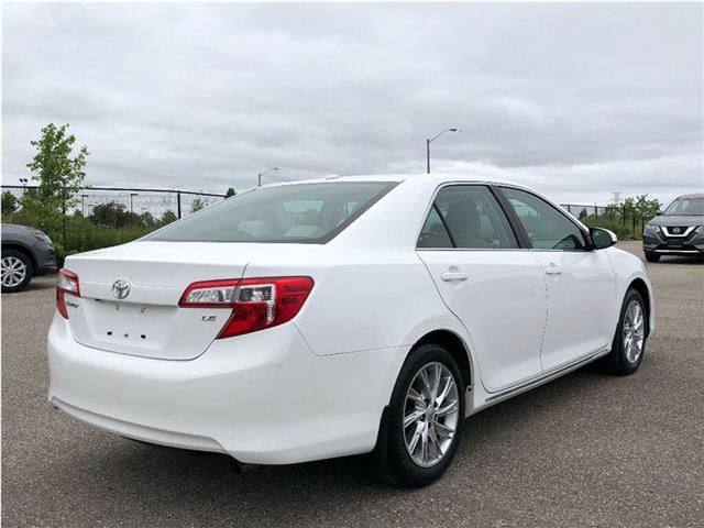 2013 Toyota Camry LE (A6)****BACKUP CAMERA**** (Stk: U2966) in Scarborough - Image 5 of 24