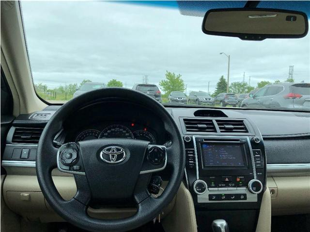 2013 Toyota Camry LE (A6)****BACKUP CAMERA**** (Stk: U2966) in Scarborough - Image 12 of 24