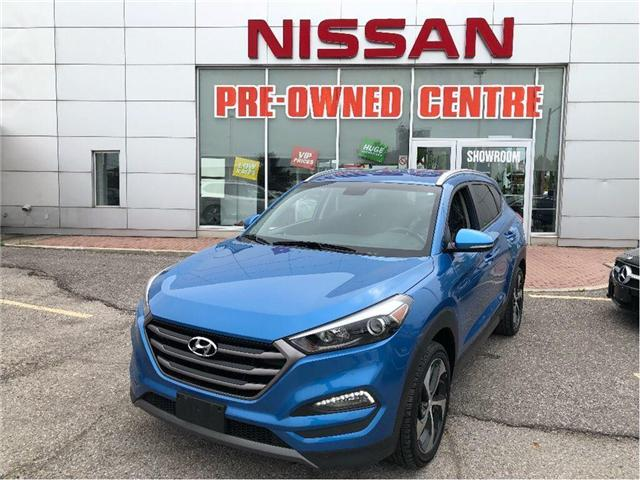 2016 Hyundai Tucson Limited (Stk: M9677A) in Scarborough - Image 1 of 18