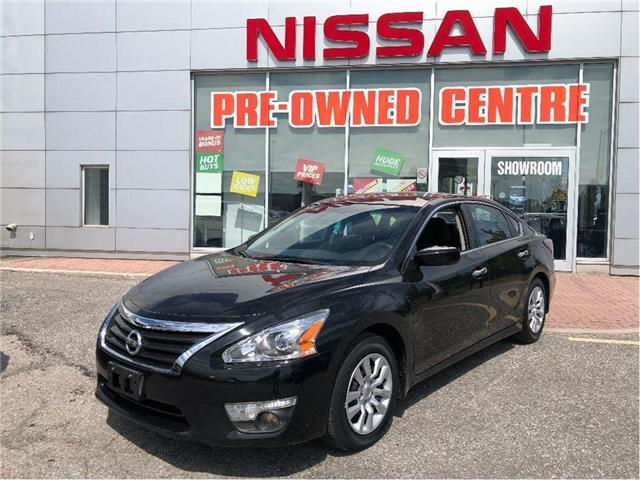 2015 Nissan Altima 2.5 S (Stk: M9490A) in Scarborough - Image 1 of 18