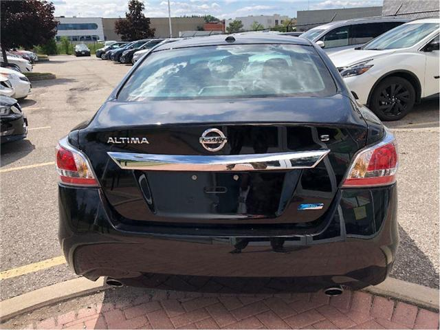 2015 Nissan Altima 2.5 S (Stk: M9490A) in Scarborough - Image 4 of 18
