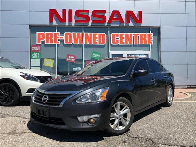2014 Nissan Altima 2.5 SV-SUNROOF-SPOILER-WINDOW TINT.... (Stk: M9716A) in Scarborough - Image 1 of 14
