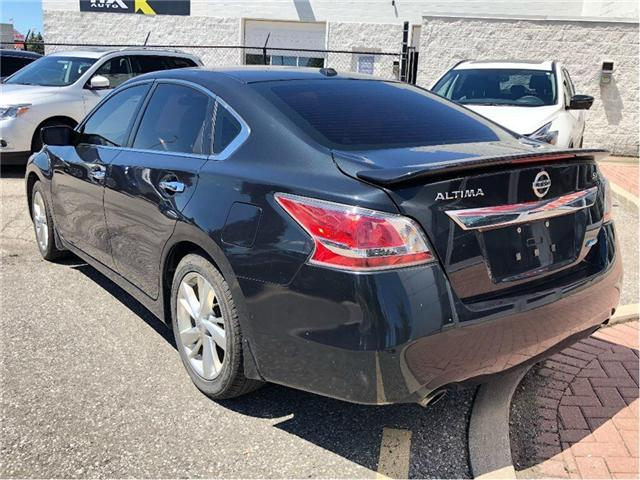 2014 Nissan Altima 2.5 SV-SUNROOF-SPOILER-WINDOW TINT.... (Stk: M9716A) in Scarborough - Image 4 of 14