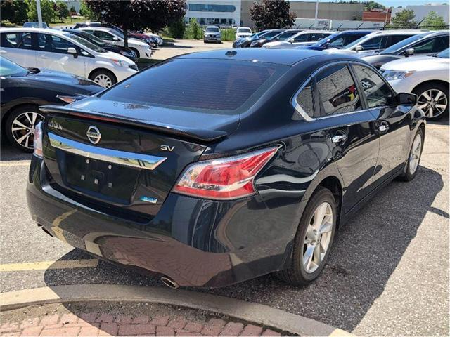 2014 Nissan Altima 2.5 SV-SUNROOF-SPOILER-WINDOW TINT.... (Stk: M9716A) in Scarborough - Image 6 of 14