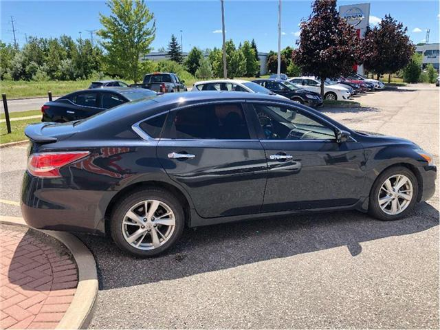 2014 Nissan Altima 2.5 SV-SUNROOF-SPOILER-WINDOW TINT.... (Stk: M9716A) in Scarborough - Image 7 of 14