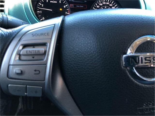 2014 Nissan Altima 2.5 SV-SUNROOF-SPOILER-WINDOW TINT.... (Stk: M9716A) in Scarborough - Image 11 of 14