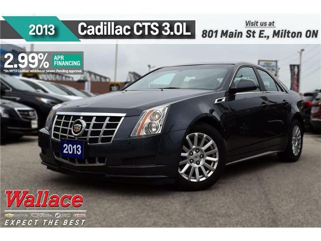 2013 Cadillac CTS 2.99% FINANCE UP TO 60MNTHS/V6/HTD SEATS/RMOT STRT (Stk: 261210A) in Milton - Image 1 of 19