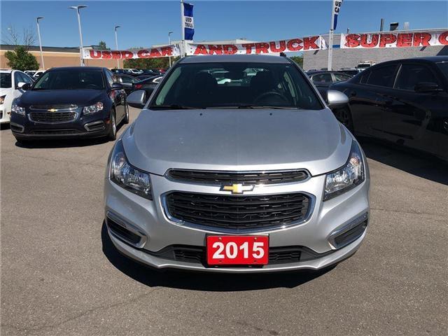 2015 Chevrolet Cruze 1LT| (Stk: 192212A) in BRAMPTON - Image 2 of 19