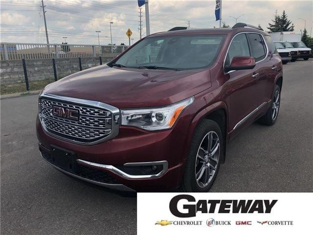2017 GMC Acadia Denali BLUETOOTH|LEATHER|NAVI| (Stk: PW17146) in BRAMPTON - Image 1 of 25
