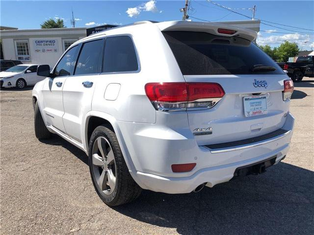 2015 Jeep Grand Cherokee OVERLAND-DIESEL-CERTIFIED PRE-OWNED (Stk: 617874A) in Markham - Image 2 of 23