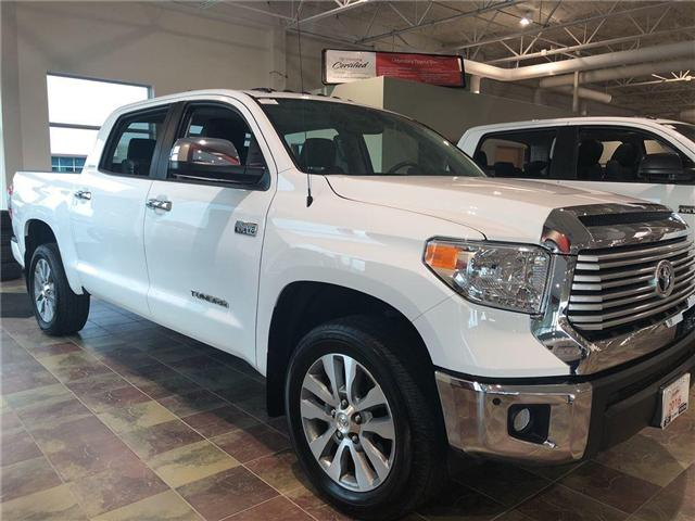 2016 Toyota Tundra Limited (Stk: 185696) in Kitchener - Image 1 of 5