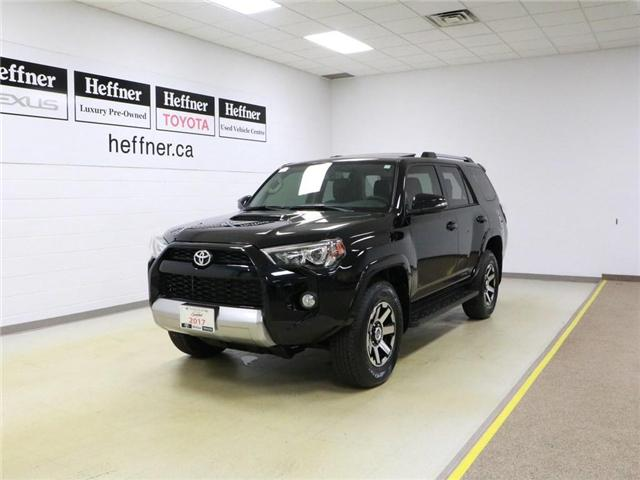 2017 Toyota 4Runner SR5 (Stk: 186002) in Kitchener - Image 1 of 22