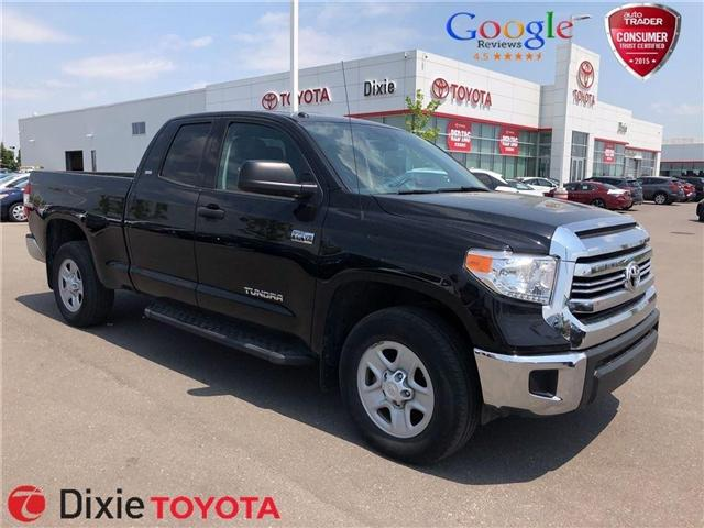 2016 Toyota Tundra SR 5.7L V8 (Stk: D181350A) in Mississauga - Image 1 of 15